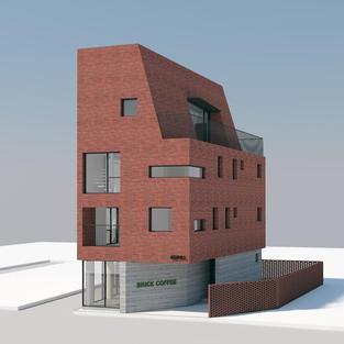 三段하우스