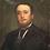 Thumbnail: Portrait  signé - Lievin de Winne ( 1821 Gand - 1880 Bruxelles )