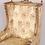 Thumbnail: Bergère à oreilles, en bois richement sculpté  - Style Louis XVI