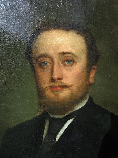 Lievin de Winne ( 1821  - 1880 ) 102 x 86