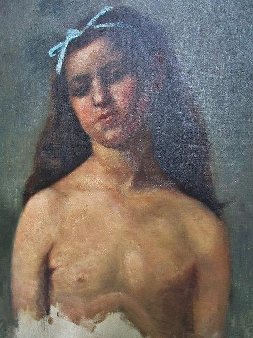 Portrait Monogrammé ME 1930