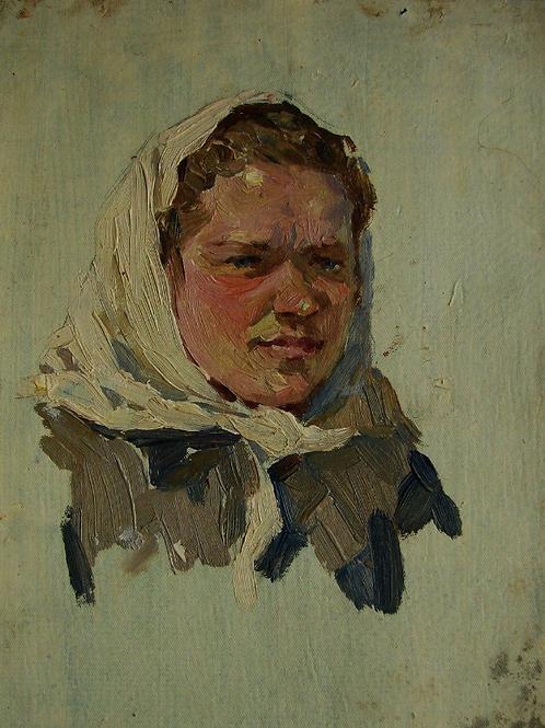 Portrait  Turanski Alexander Alekseevich (1936-)