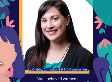 Women In Construction Week 2020: Spotlight on Liz Crabbs, Controller - Unlocking Steady Growth.