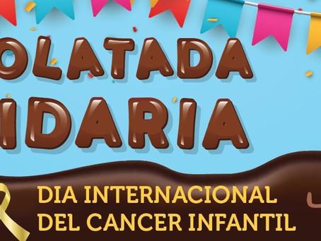 Taca´t pel càncer infantil i comparteix amb els teus una xocolata que dona molta vida!