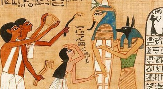 Primeros diseños egipcios de brackets de la historia