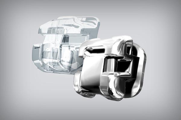 Evolución de los brackets de autoligado pasivo.