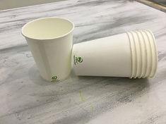 Vasos de papel ecológico