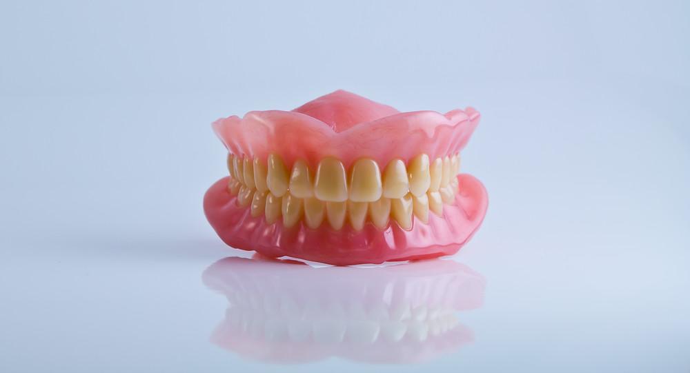 Dentadura completa
