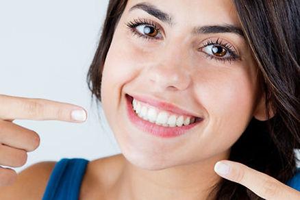 Limpieza dental dientes más blancos en S