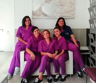 Equipo de Centre Dental Francesc Macià