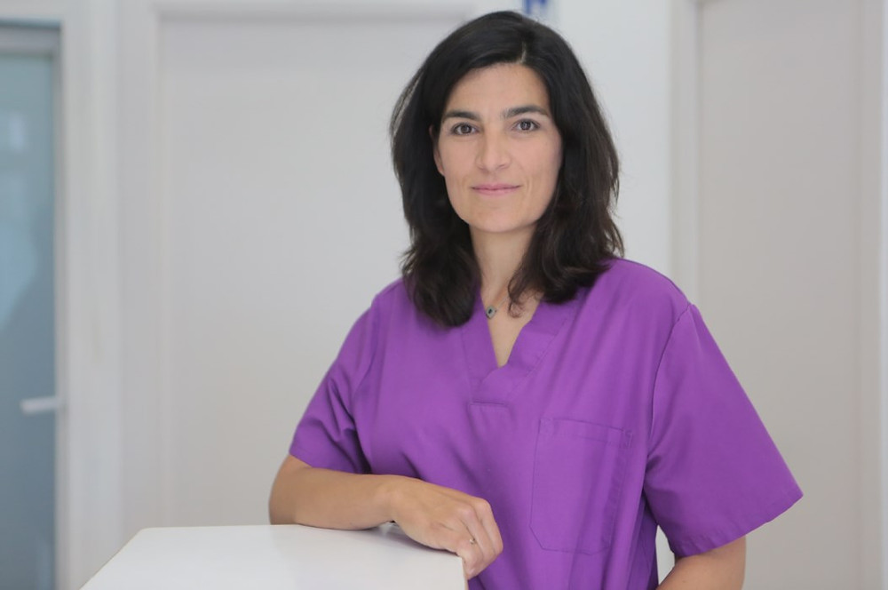 Dra cristina Cararsco Ortodoncista