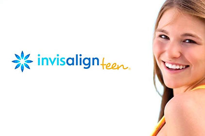 Ortodoncia para adolescentes invisalign