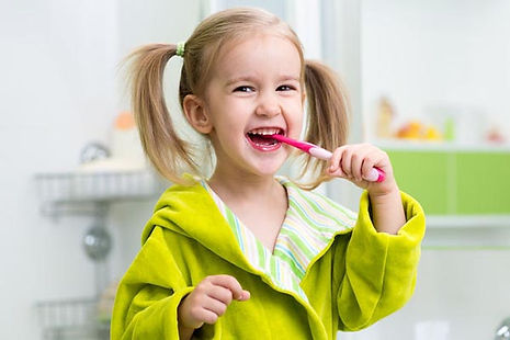 Higiene dental infantil en Sant Cugat de