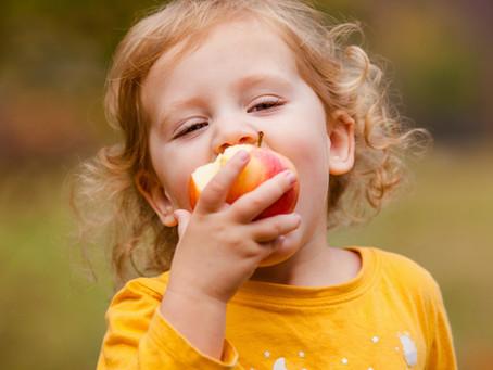 Importancia de la masticación en el desarrollo de los maxilares.
