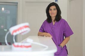 Dra. Cristina Carrasco Ibarra. Oontóloga-Ortodoncista