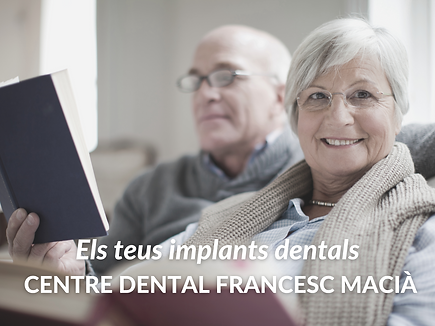 Els teus implants dentals CENTRE DENTAL