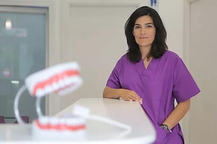 Dra Cristina Carrasco Dentista Sant Cuga