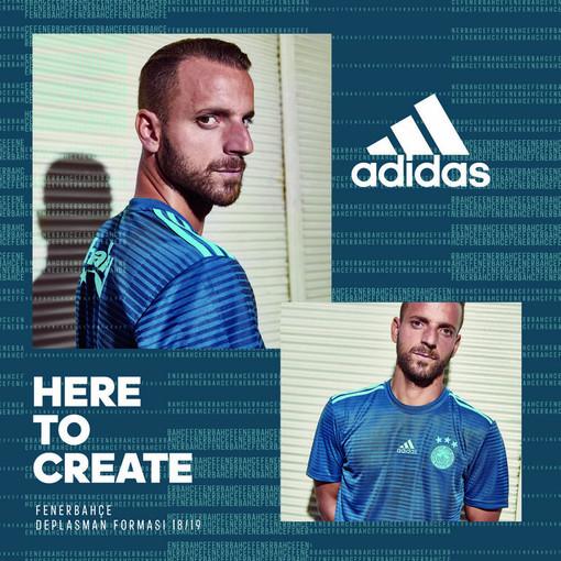 Adidas Fenerbahce Campaign