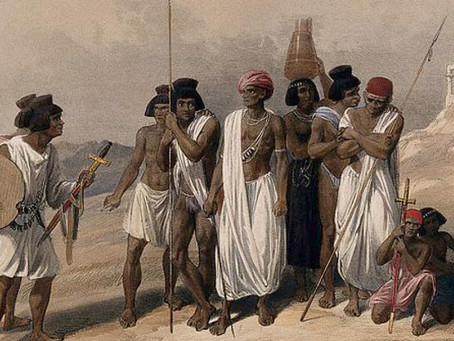 Who are the Nubian people?