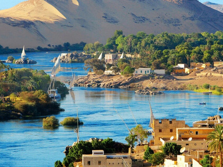 Egypt & The Nile countries