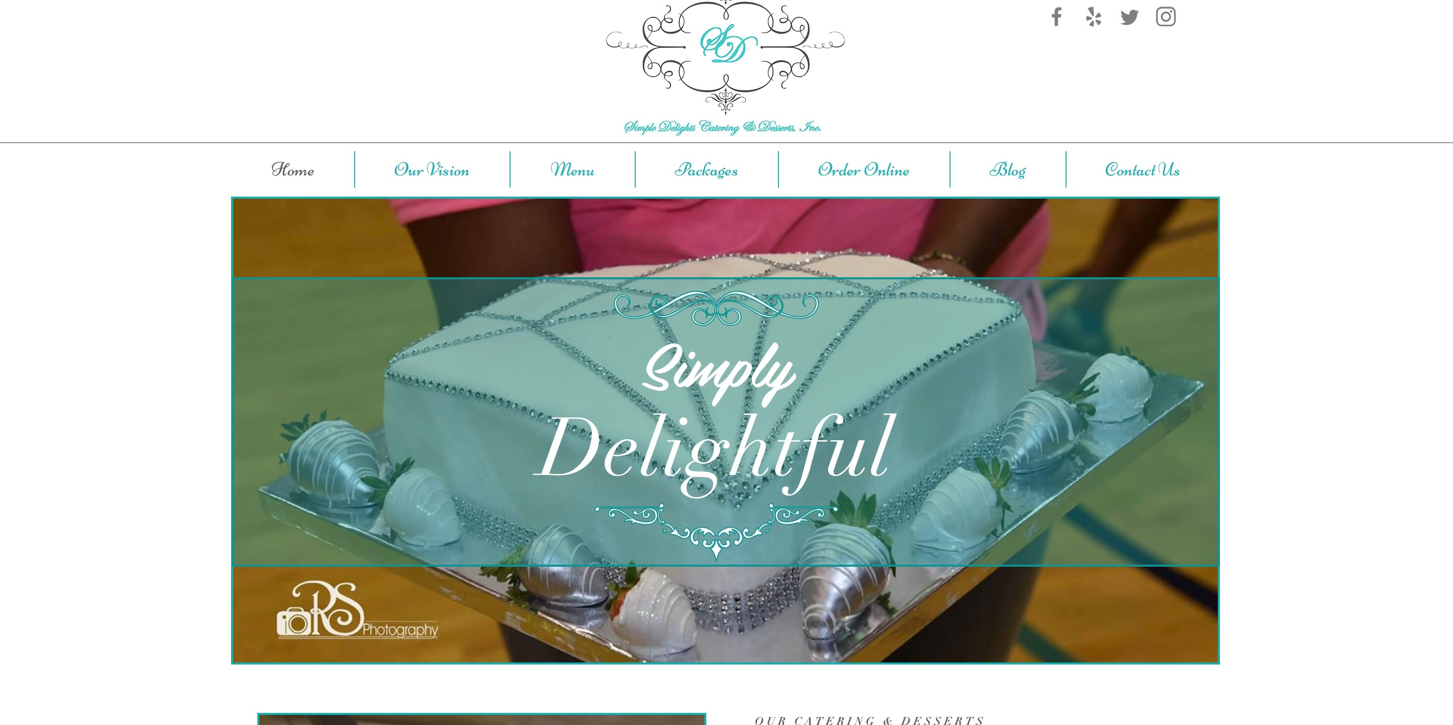 Simple Delights Catering & Desserts