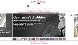 The Gentleman's Core Previous Design