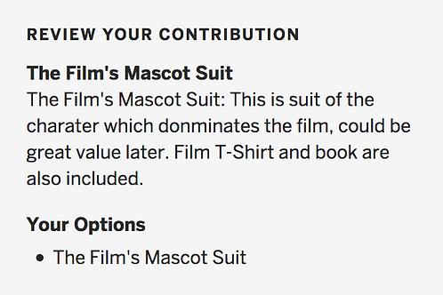 The Film's Mascot Suit