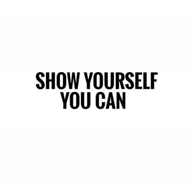 YOU CAN!