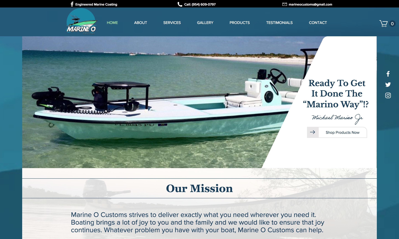 Marine O Customs