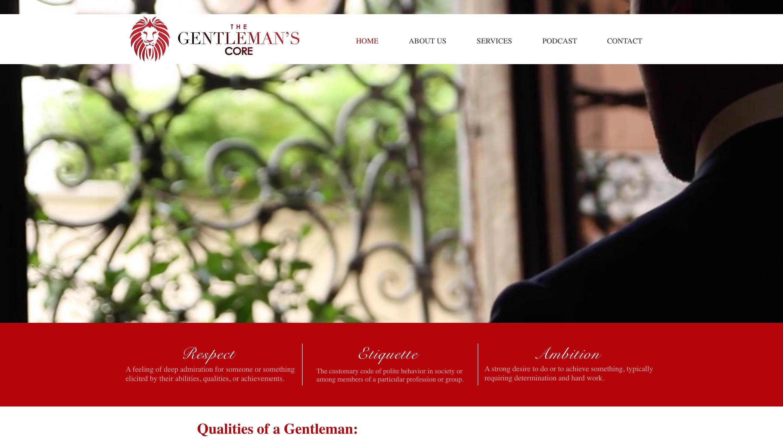 The Gentleman's Core