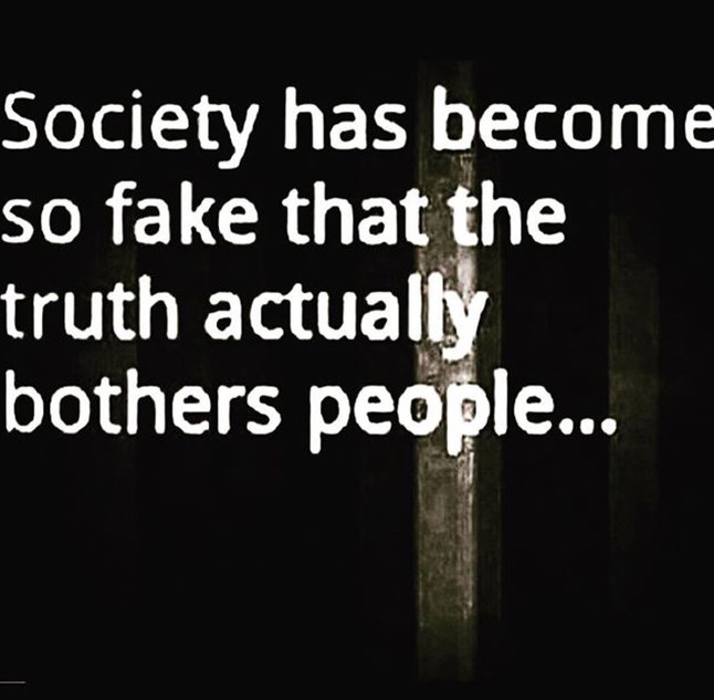 FAKE VS. TRUTH