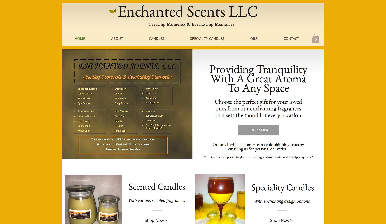 Enchanted Scents LLC
