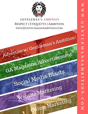 GA Advertising Packages