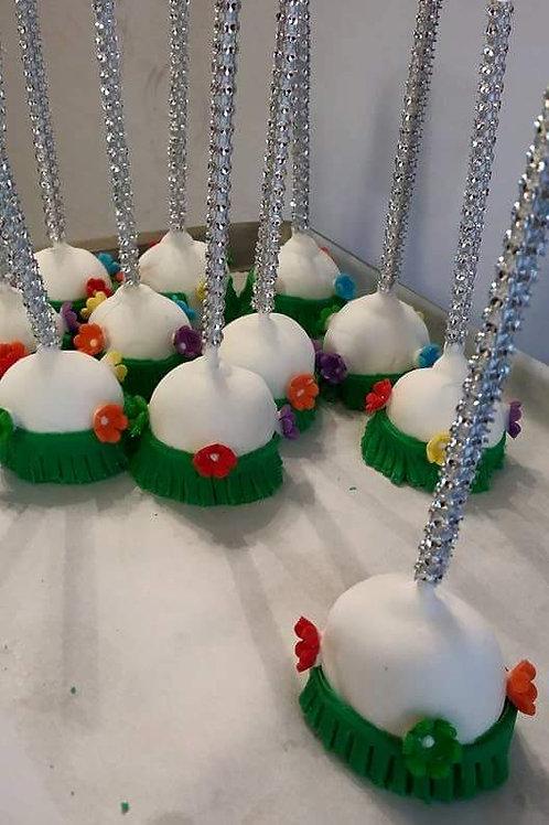 Cake Pops and Cake Balls