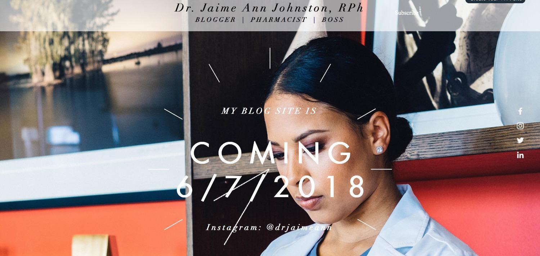 Dr. Jaime Ann Johnston, RPh