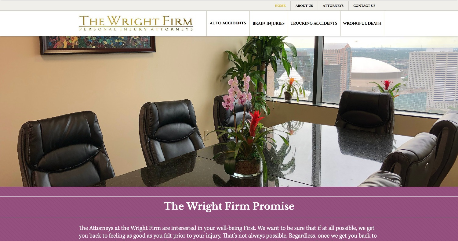 ​The Wright Firm