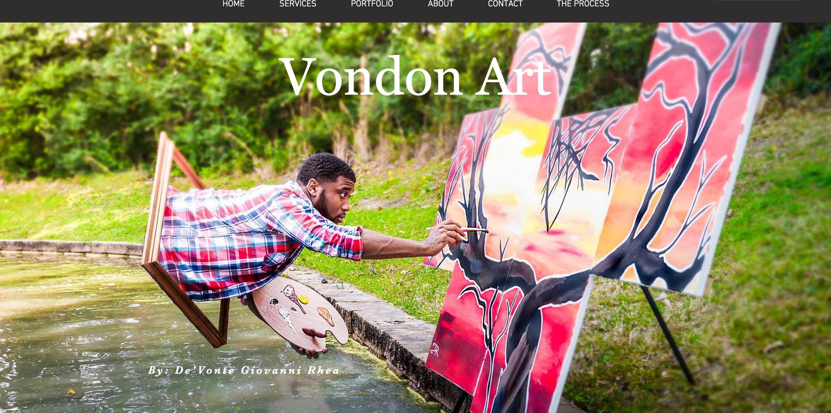 VonDon Art