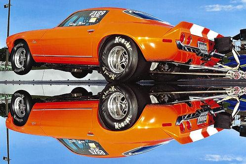 Extraordinary Enco Feature Film Classic Car