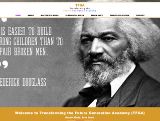 Transforming the Future Generation Academy (TFGA)
