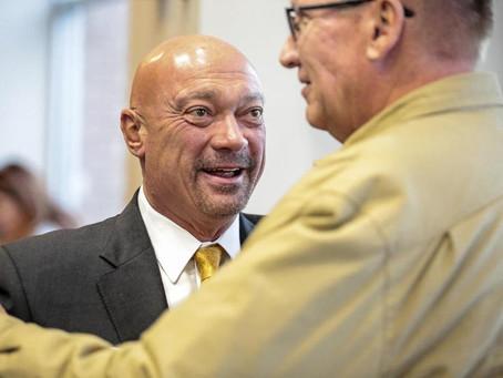 Ficarello emphasizes taxes, trucks, opioids in Will County executive campaign