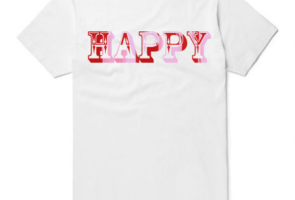 Happy Childrens Tee