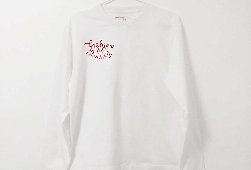 Fashion Killer Sweatshirt