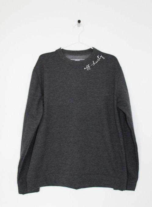 Off-Duty Sweatshirt