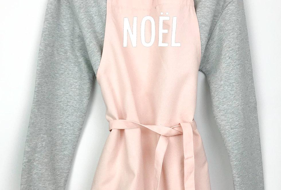 Noel Pink Apron