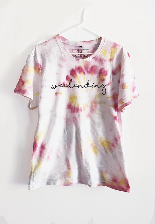 Weekending Tie-Dye T-Shirt
