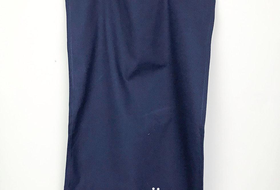 Noel Navy Tea Towel