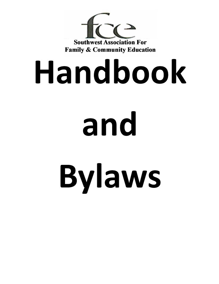 Handbook and Bylaws - Cover.jpg