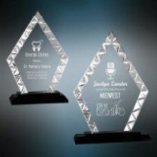 Diamond Accent Glass