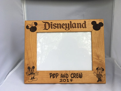 Theme Wood Picture Frames