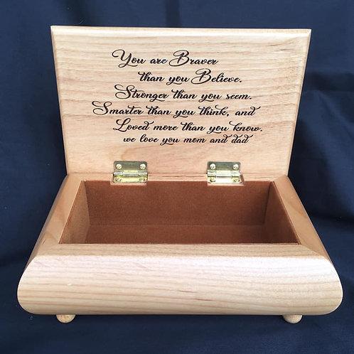 Red Adler Gift Box